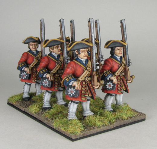 WSS 1st guards musketeers
