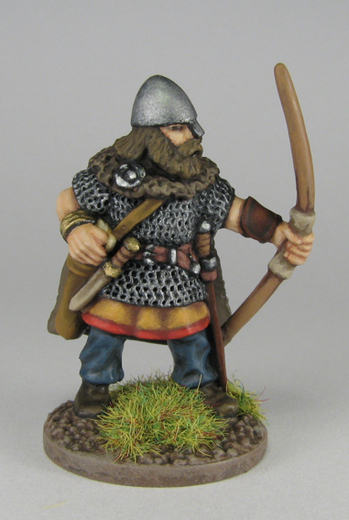 Wargames Foundry Viking bowman
